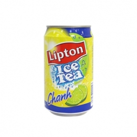 Lipton Chanh lon 330ml